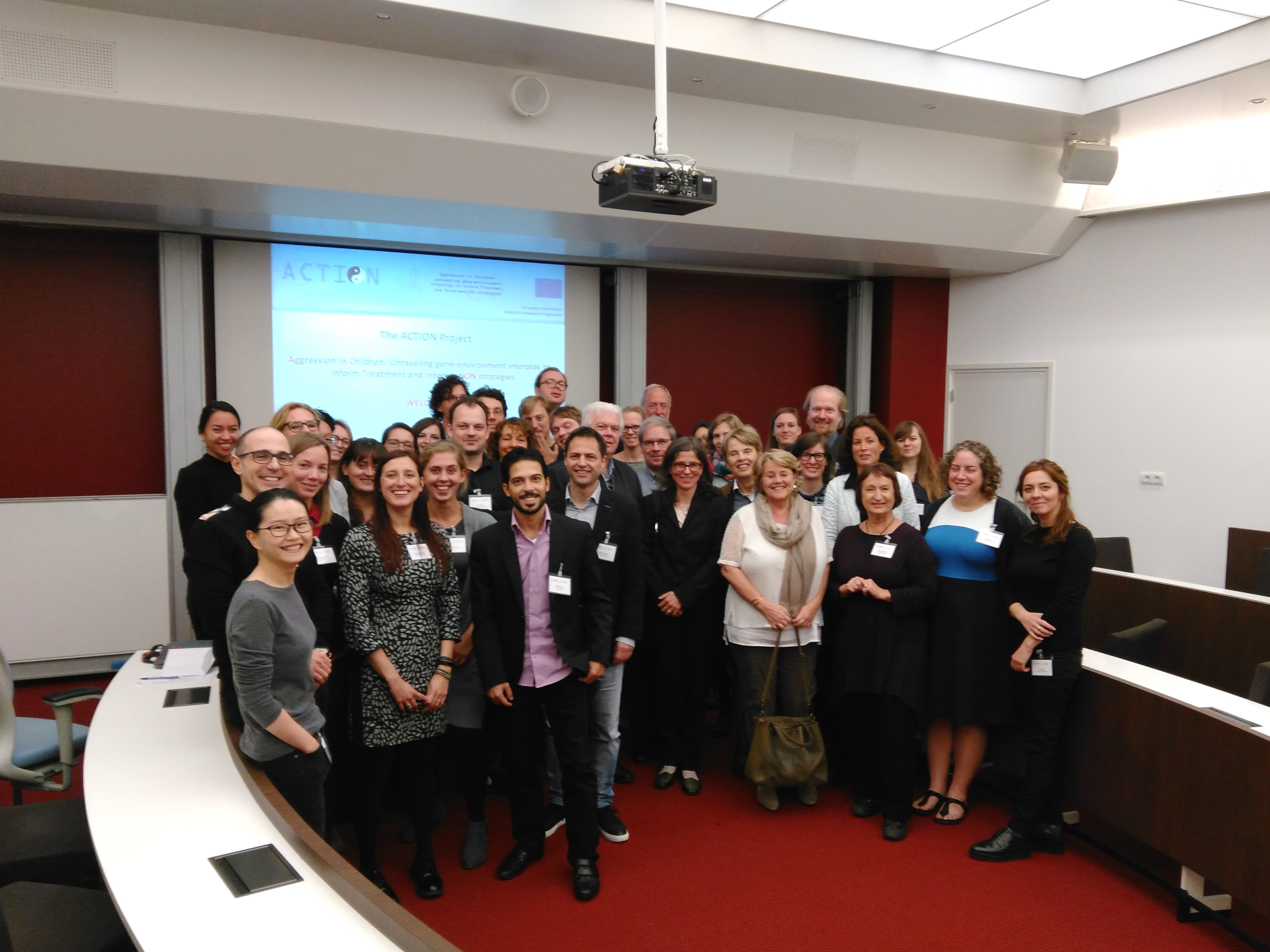 Fourth Plenary Action Meeting And Related Workshop For Junior Researchers Amsterdam Netherlands October 30 31 2017 Action Project