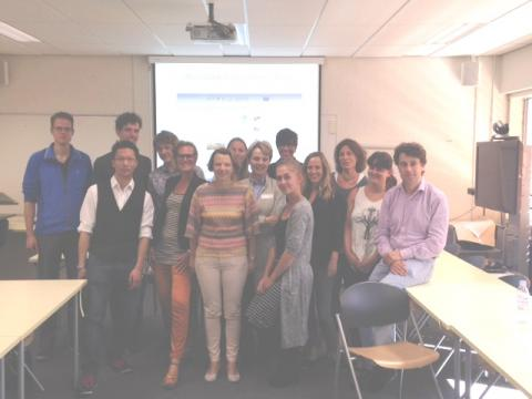 ACTION Meeting VU University